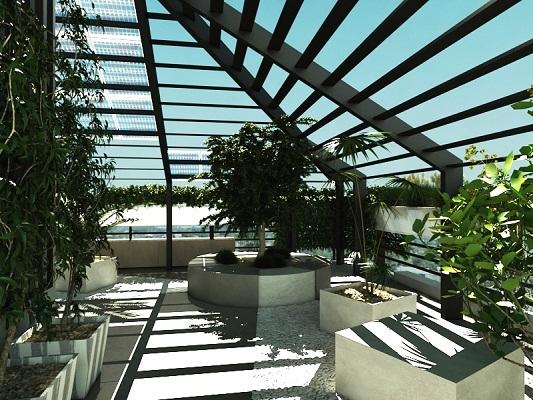 Edificio sustentable en Gualeguaychú